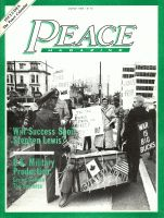 Peace Magazine March 1985