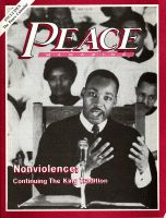 Peace Magazine April 1985