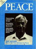 Peace Magazine December 1985