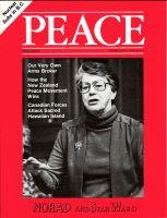Peace Magazine Feb-Mar 1986