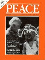 Peace Magazine Aug-Sep 1986