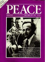 Peace Magazine Dec 1986-Jan 1987