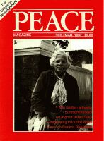 Peace Magazine Feb-Mar 1987