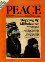 Peace Magazine Apr-May 1987