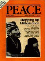 Peace Magazine Apr-May 1987