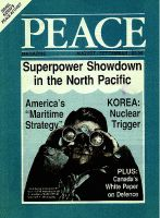 Peace Magazine Aug-Sep 1987