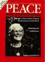 About The Nova Scotia Voice of Women for Peace