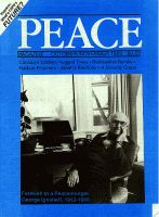 Peace Magazine Oct-Nov 1989