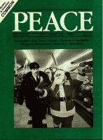 Peace Magazine Dec 1989-Jan 1990