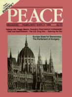 Peace Magazine Feb-Mar 1990