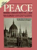 Peace Magazine Feb-Mar 1990