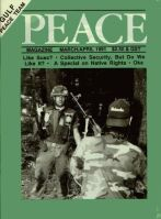Peace Magazine Mar-Apr 1991