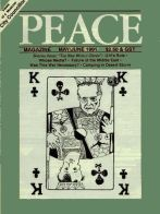 Peace Magazine May-Jun 1991