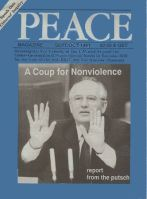 Peace Magazine Sep-Oct 1991