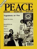 Peace Magazine Nov-Dec 1991