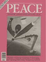Peace Magazine Jan-Feb 1992