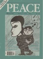 Peace Magazine Mar-Apr 1992