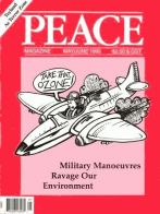 Peace Magazine May-Jun 1992