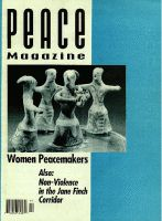 Peace Magazine Jul-Aug 1992