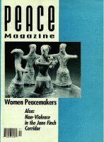 Peace Magazine Jul-Aug 1992