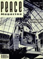 Peace Magazine Sep-Oct 1992