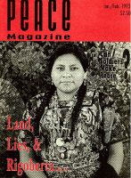 Peace Magazine Jan-Feb 1993