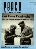 Peace Magazine Sep-Oct 1993