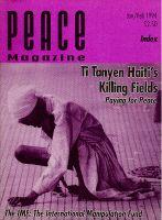 Peace Magazine Jan-Feb 1994