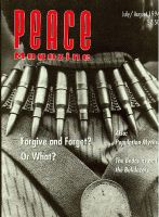 Peace Magazine Jul-Aug 1994