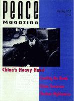 Peace Magazine Jul-Aug 1995