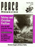 Peace Magazine Sep-Oct 1995