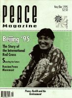 Peace Magazine Nov-Dec 1995