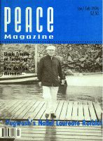 Peace Magazine Jan-Feb 1996