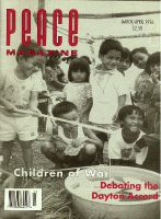 Peace Magazine Mar-Apr 1996