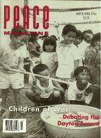 Peace Magazine Mar-Apr 1996