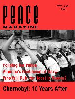 Peace Magazine May-June 1996