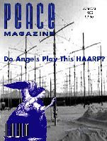 Peace Magazine Sep-Oct 1996