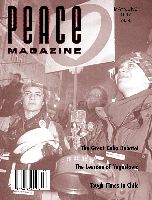 Peace Magazine May-June 1997