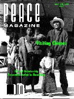 Peace Magazine May-June 1998