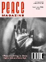 Peace Magazine Nov-Dec 1998