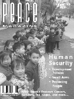Peace Magazine Summer 1999