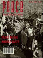 Peace Magazine Oct-Dec 2000