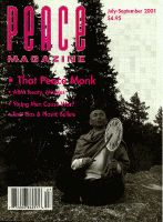 Peace Magazine Jul-Sep 2001