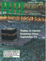 Peace Magazine Jan-Mar 2002
