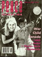 Peace Magazine Apr-Jun 2002