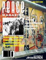 Peace Magazine Jul-Sep 2003