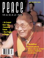 Peace Magazine Apr-Jun 2004