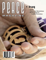 Peace Magazine Oct-Dec 2004