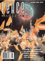 Peace Magazine Jan-Mar 2005