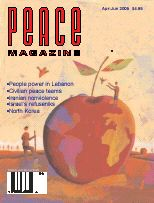 Peace Magazine Apr-Jun 2005